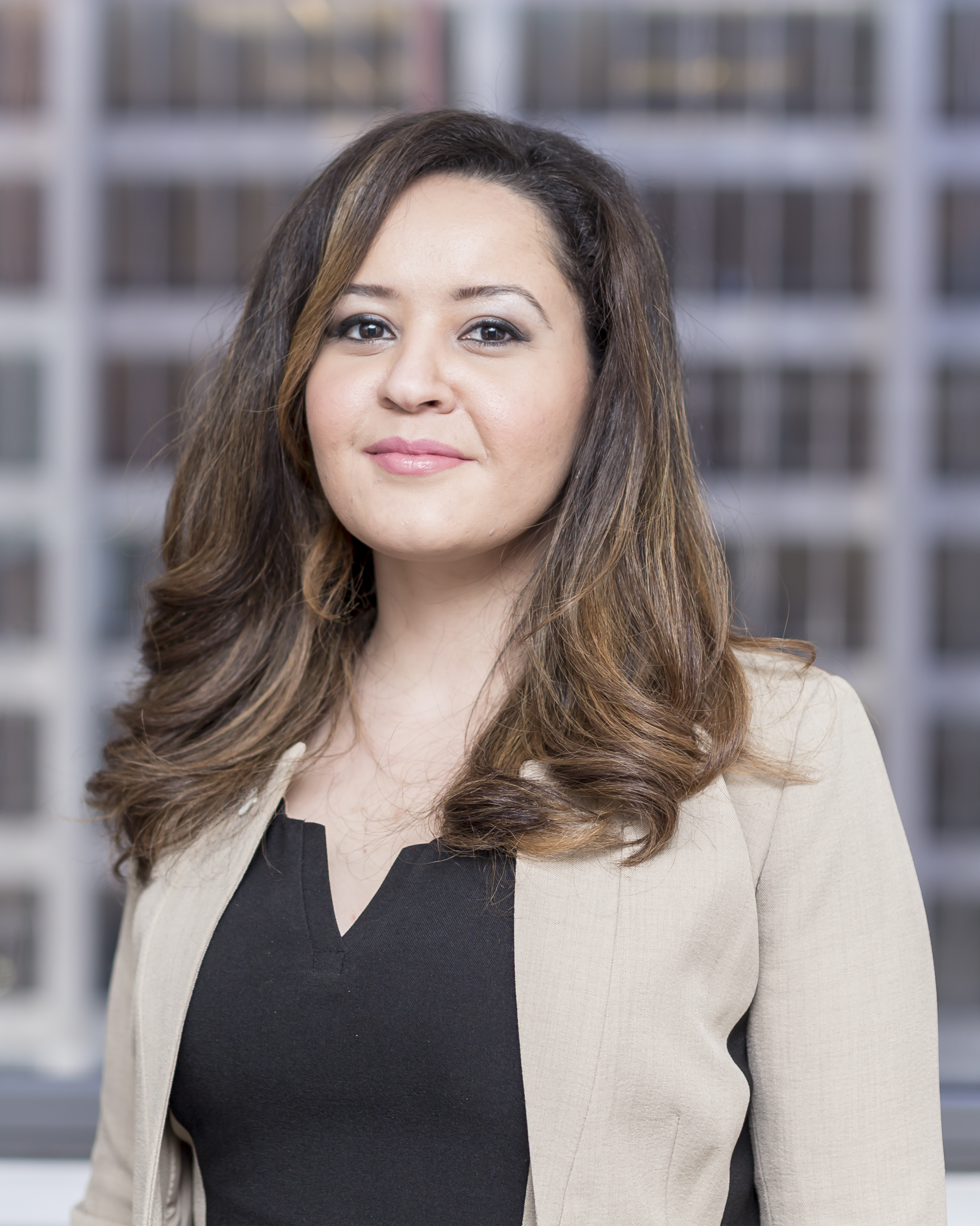 Reema Albahri, Civil Engineer in Business Development at HAKS, New York